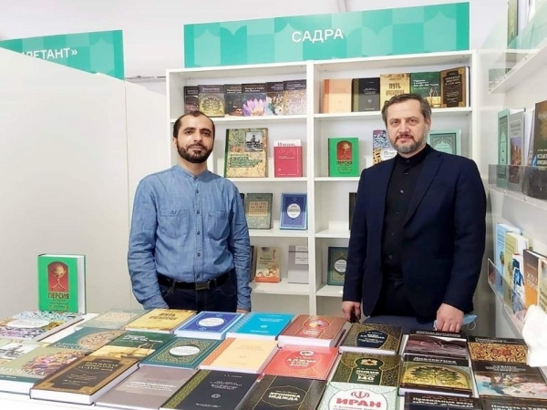 Results of the Fund's participation in the VI Red Square Book Festival